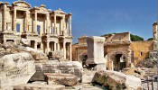 Celsus Library at Ephesus (3/18)
