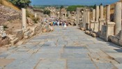 Kuretes (Curetes) Street at Ephesus (1/12)