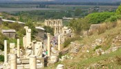 Kuretes (Curetes) Street at Ephesus (4/12)