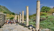 Kuretes (Curetes) Street at Ephesus (5/12)