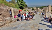 Kuretes (Curetes) Street at Ephesus (6/12)