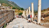 Kuretes (Curetes) Street at Ephesus (11/12)