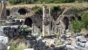 Ephesus, Domitian Temple Picture Gallery (8/12)