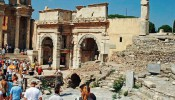 Gate of Mazeus and Mithridates at Ephesus (1/8)