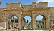 Gate of Mazeus and Mithridates at Ephesus (2/8)