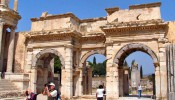 Gate of Mazeus and Mithridates at Ephesus (3/8)