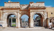 Gate of Mazeus and Mithridates at Ephesus (5/8)