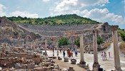 Great Theatre at Ephesus (15/18)