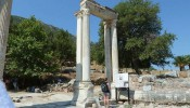 Temple of Hadrian at Ephesus (4/15)