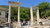 Temple of Hadrian at Ephesus (6/15)