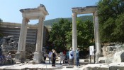 Temple of Hadrian at Ephesus (7/15)