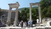 Temple of Hadrian at Ephesus (7/15)