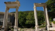 Temple of Hadrian at Ephesus (8/15)