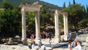 Temple of Hadrian at Ephesus (9/15)