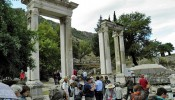 Temple of Hadrian at Ephesus (10/15)