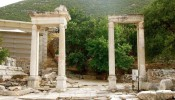 Temple of Hadrian at Ephesus (11/15)