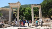 Temple of Hadrian at Ephesus (12/15)