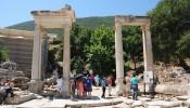 Temple of Hadrian at Ephesus (12/15)