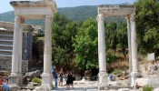 Temple of Hadrian at Ephesus (14/15)