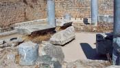 Latrines at Ephesus (3/8)