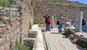 Latrines at Ephesus (7/8)