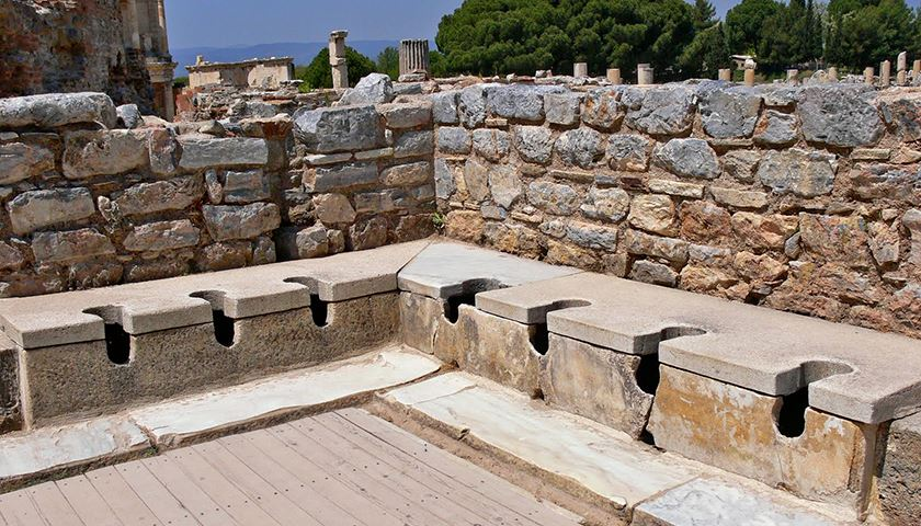Latrines  Ephesus Tours & Excursions, Informations ...