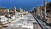 Marble Street at Ephesus (3/16)