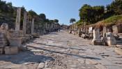 Marble Street at Ephesus (5/16)