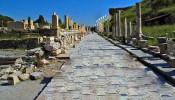 Marble Street at Ephesus (15/16)