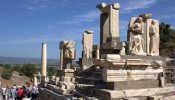 Memmius Monument at Ephesus (5/12)