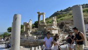 Memmius Monument at Ephesus (9/12)