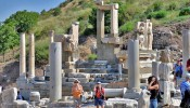 Memmius Monument at Ephesus (10/12)