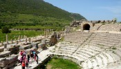 Odeon Bouleuterion at Ephesus (5/12)