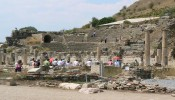 Odeon Bouleuterion at Ephesus (6/12)