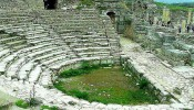 Odeon Bouleuterion at Ephesus (9/12)