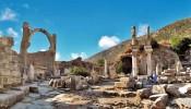 Pollio Fountain at Ephesus (1/11)