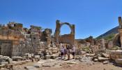 Pollio Fountain at Ephesus (3/11)