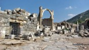Pollio Fountain at Ephesus (7/11)