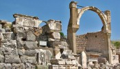 Pollio Fountain at Ephesus (9/11)