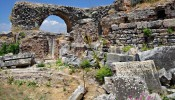 Scholastica Baths at Ephesus (7/12)
