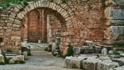 Scholastica Baths at Ephesus (9/12)