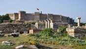 Selcuk Castle - Around Ephesus City (4/8)