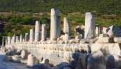 Stoa of Nero at Ephesus (3/4)