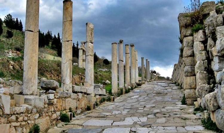 History of Ephesus Ancient City