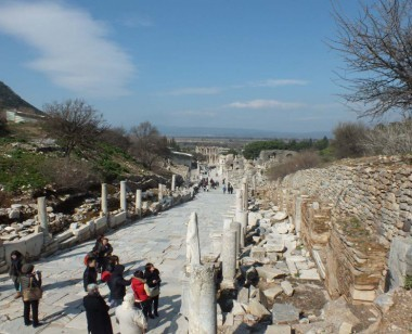 Curetes Street at Ephesus