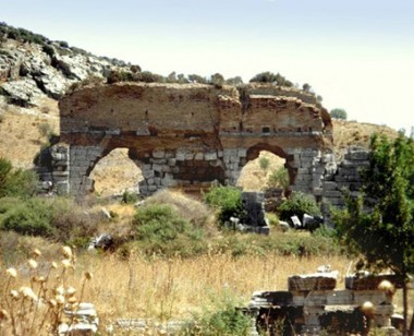 Ephesus East Gymnasium