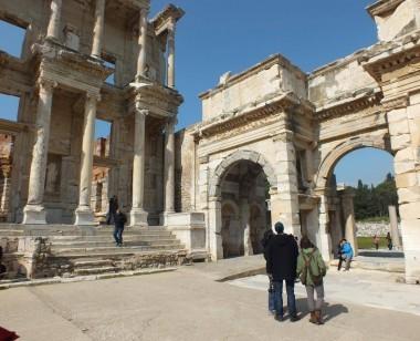 Celsus Library - @Ephesus