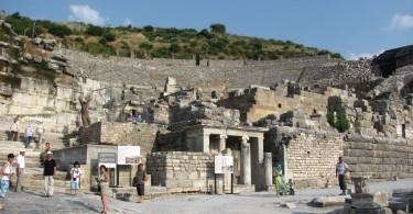 Ephesus Hellenistic Funtain