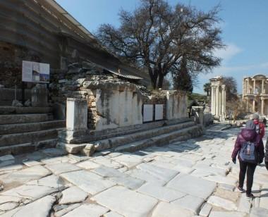 Octagon in Ephesus
