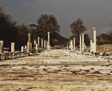 Arcadian Street in Ephesus